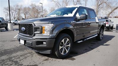 2019 F-150 SuperCrew Cab 4x4,  Pickup #70403 - photo 8