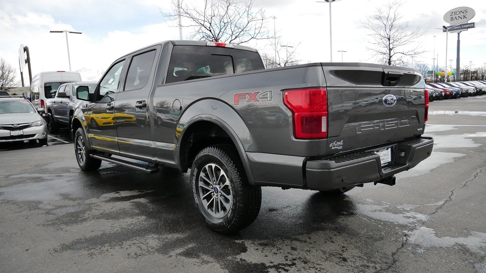 2019 F-150 SuperCrew Cab 4x4,  Pickup #70439 - photo 5