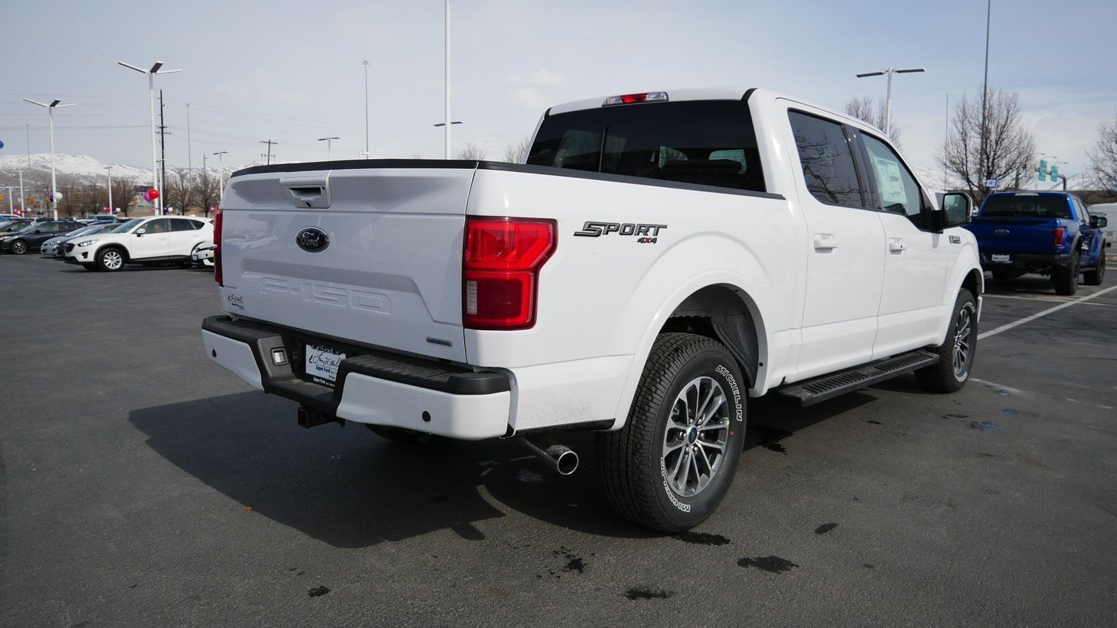 2019 F-150 SuperCrew Cab 4x4,  Pickup #70443 - photo 2