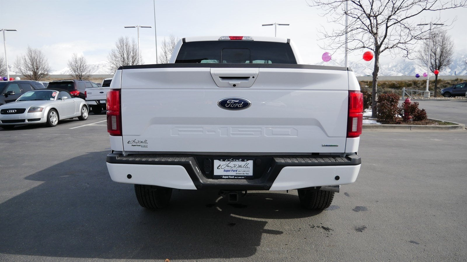 2019 F-150 SuperCrew Cab 4x4,  Pickup #70443 - photo 5