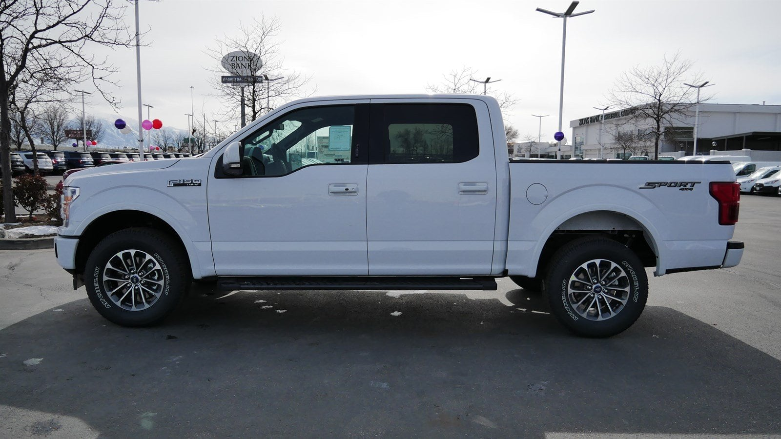 2019 F-150 SuperCrew Cab 4x4,  Pickup #70443 - photo 7