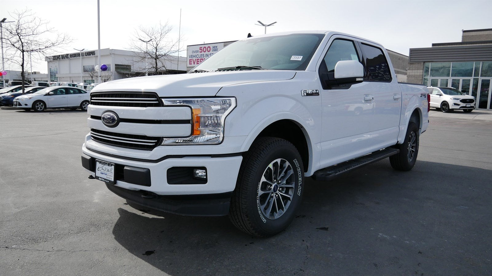 2019 F-150 SuperCrew Cab 4x4,  Pickup #70443 - photo 8