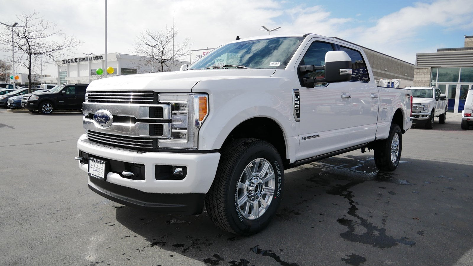 2019 F-350 Crew Cab 4x4,  Pickup #70510 - photo 8