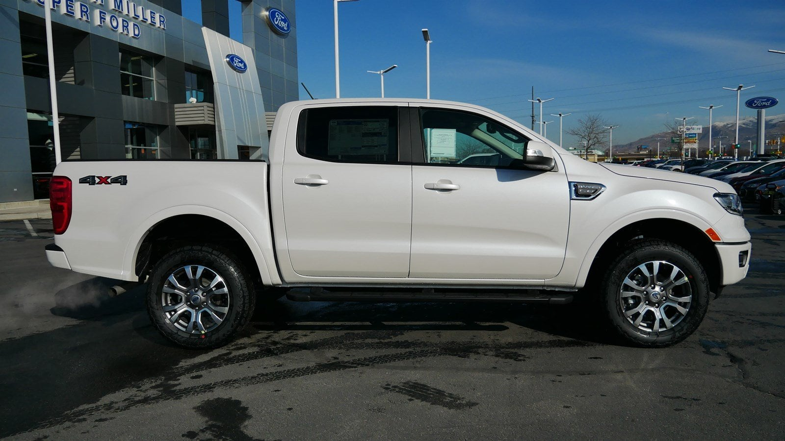 2019 Ranger SuperCrew Cab 4x4,  Pickup #70513 - photo 3