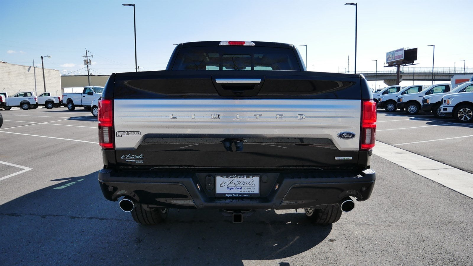 2019 F-150 SuperCrew Cab 4x4,  Pickup #70548 - photo 5
