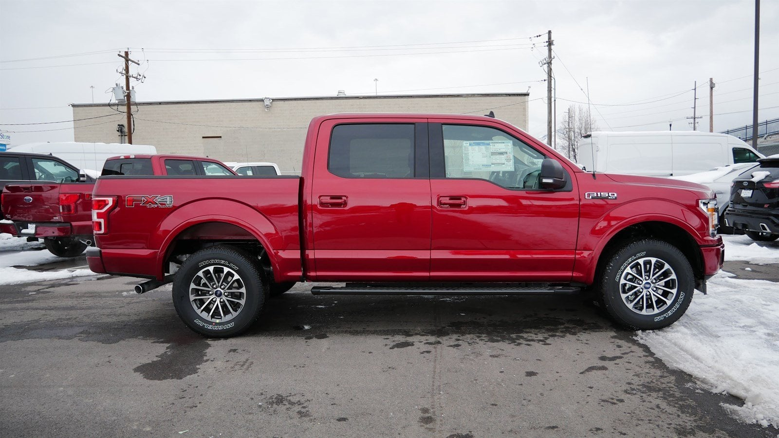 2019 F-150 SuperCrew Cab 4x4,  Pickup #70564 - photo 3