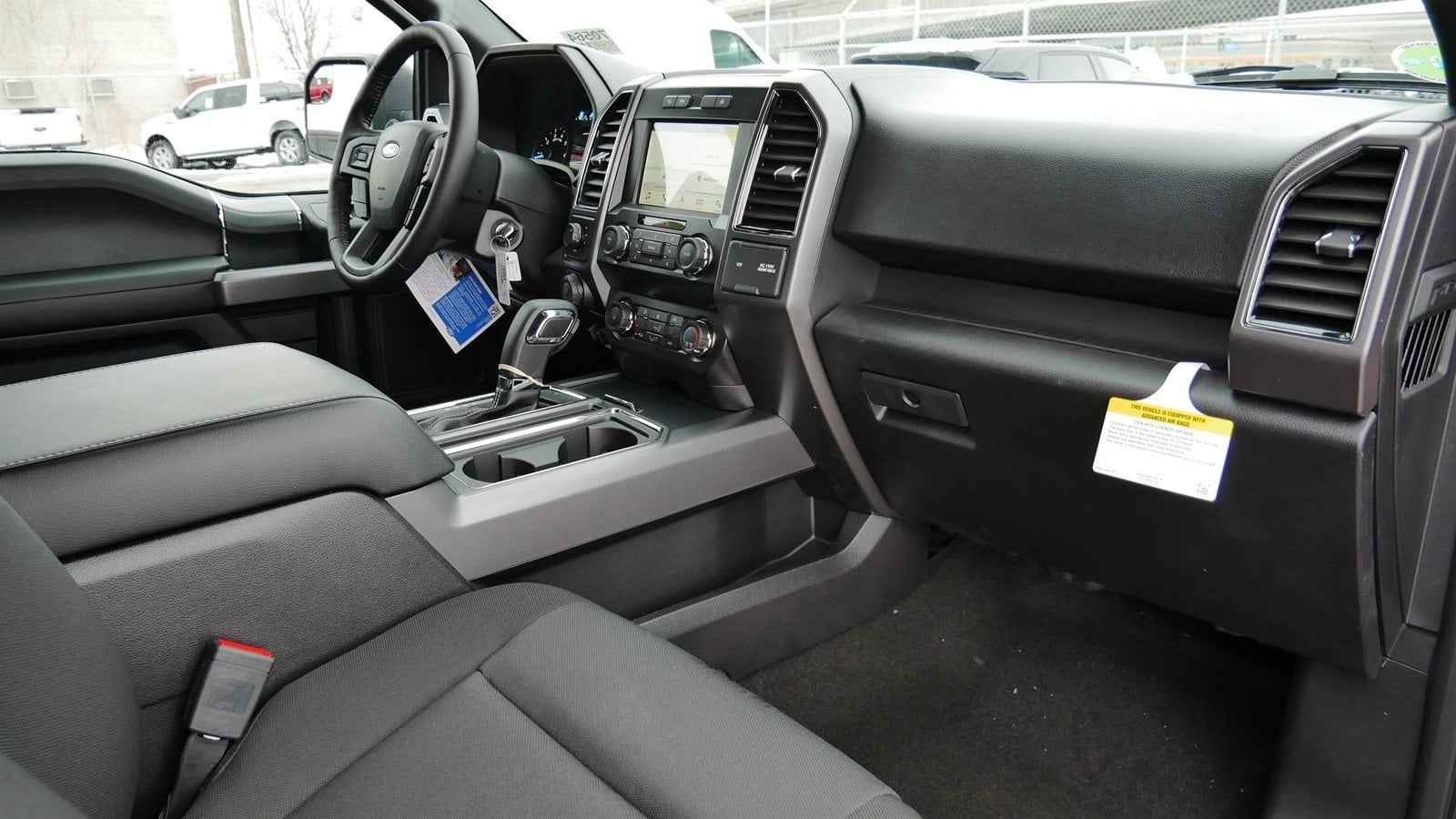 2019 F-150 SuperCrew Cab 4x4,  Pickup #70564 - photo 35