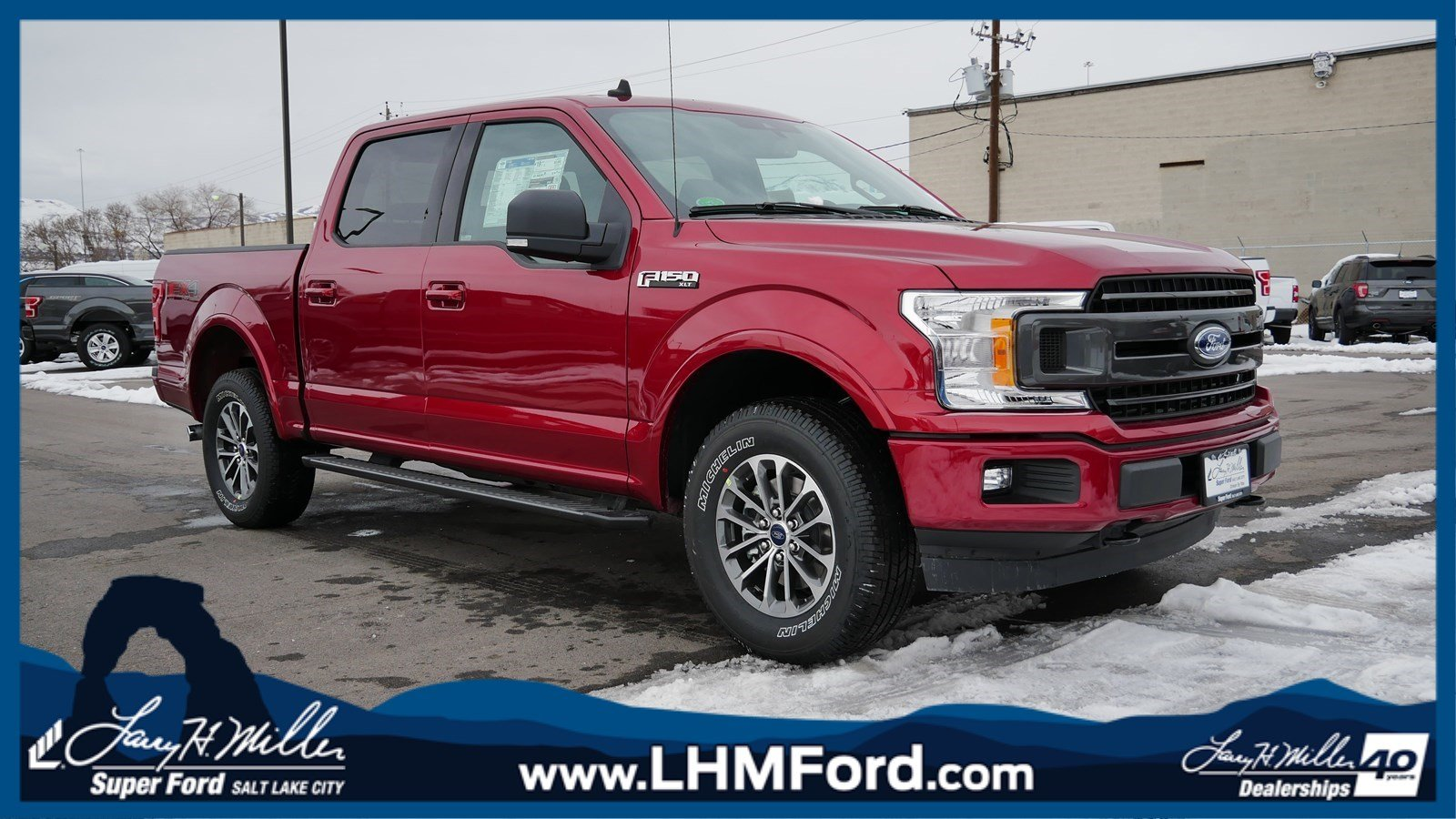 2019 F-150 SuperCrew Cab 4x4,  Pickup #70564 - photo 1