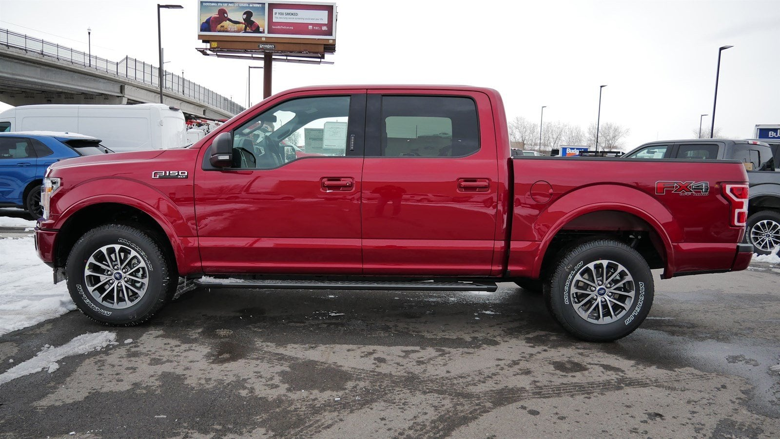 2019 F-150 SuperCrew Cab 4x4,  Pickup #70564 - photo 7