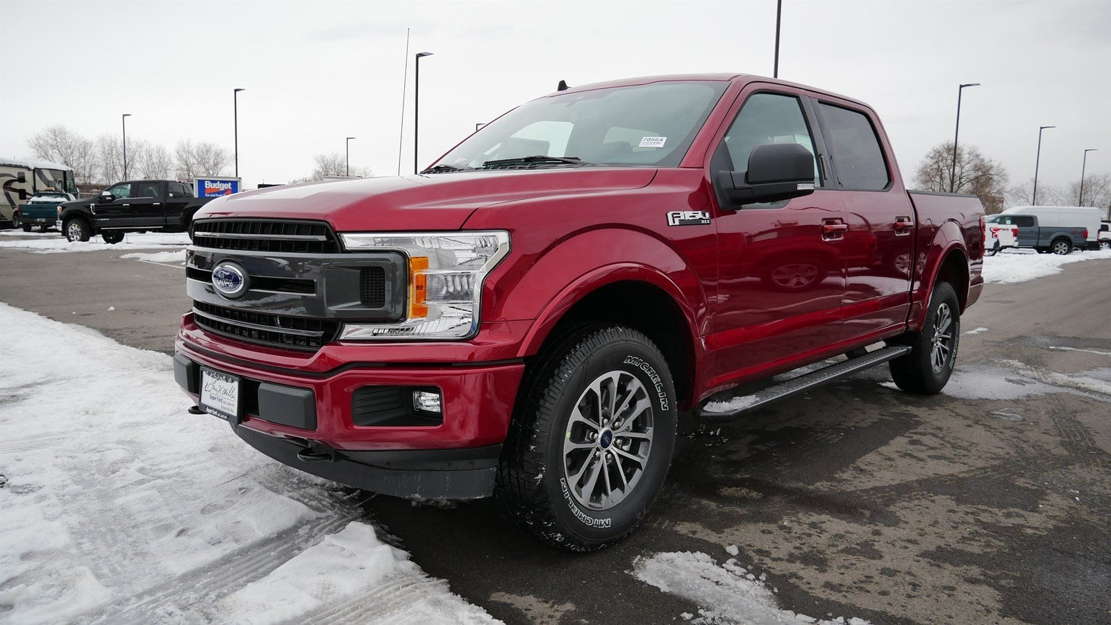 2019 F-150 SuperCrew Cab 4x4,  Pickup #70564 - photo 8