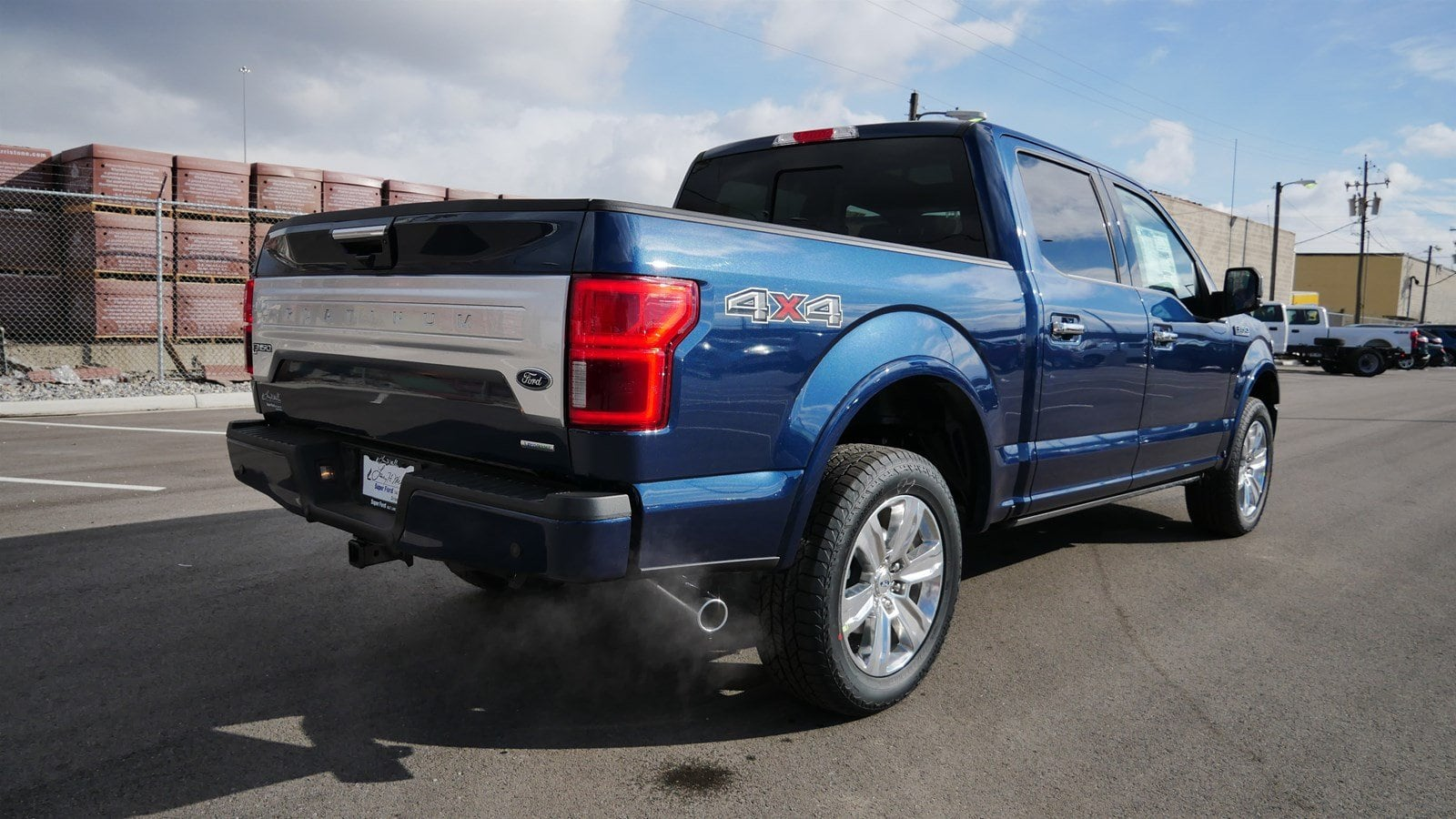 2019 F-150 SuperCrew Cab 4x4,  Pickup #70589 - photo 1