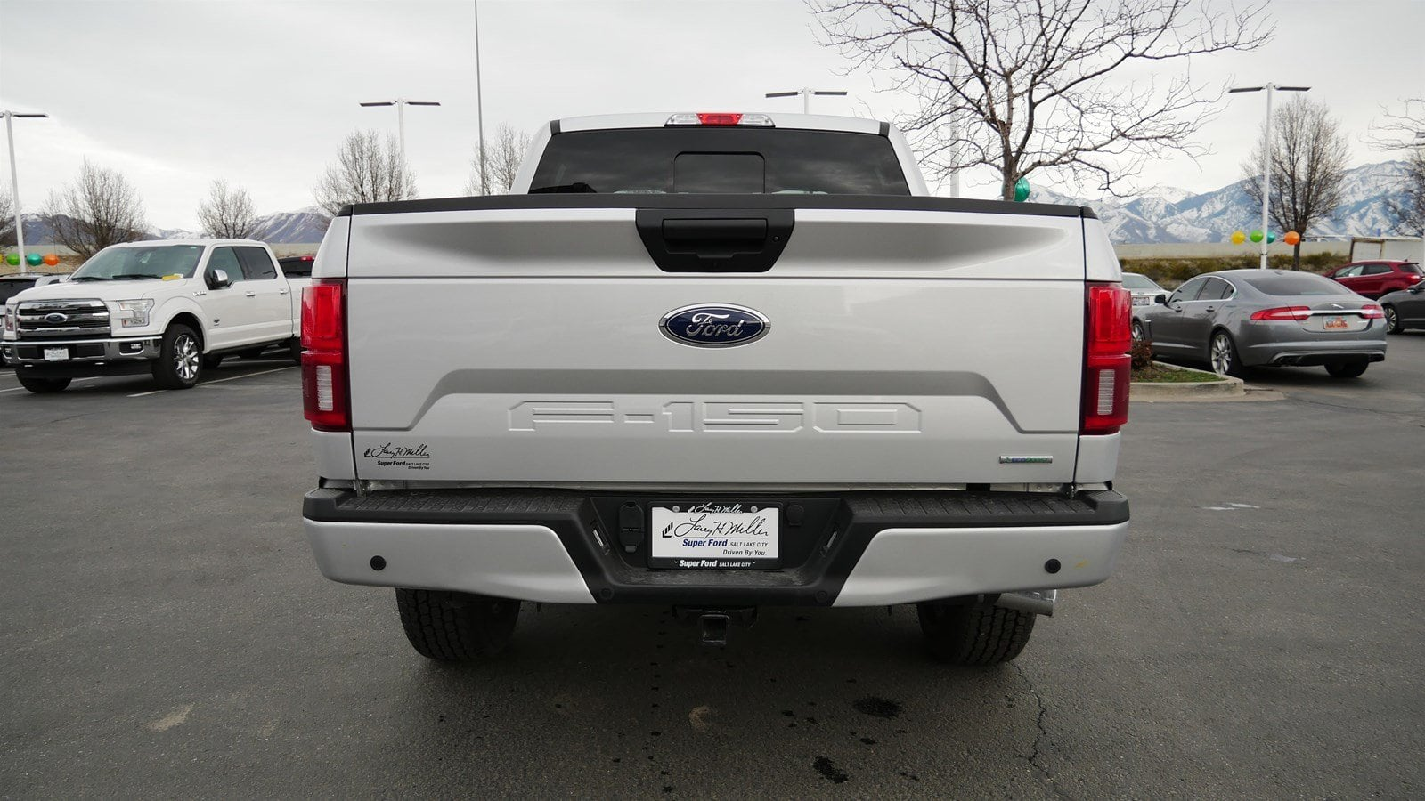 2019 F-150 SuperCrew Cab 4x4,  Pickup #70591 - photo 4