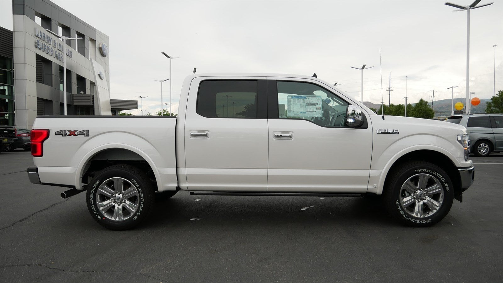 2019 F-150 SuperCrew Cab 4x4,  Pickup #70622 - photo 3