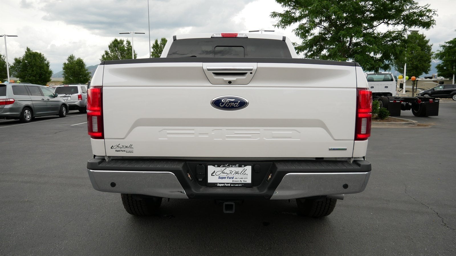 2019 F-150 SuperCrew Cab 4x4,  Pickup #70622 - photo 5