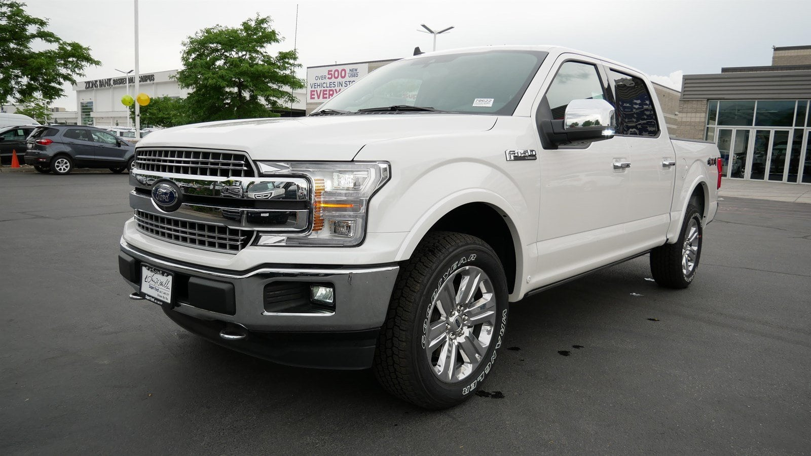 2019 F-150 SuperCrew Cab 4x4,  Pickup #70622 - photo 8