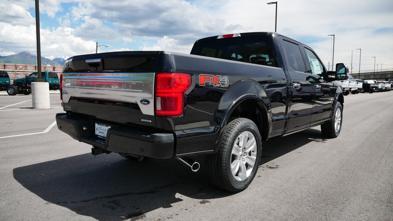 2019 F-150 SuperCrew Cab 4x4,  Pickup #70631 - photo 1