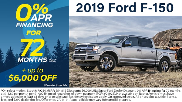 2019 F-150 SuperCrew Cab 4x4,  Pickup #70647 - photo 36