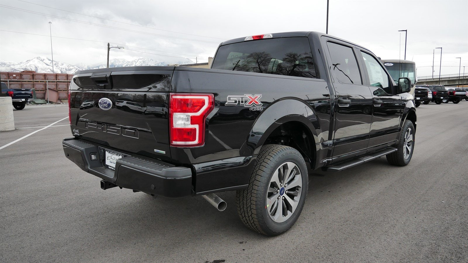 2019 F-150 SuperCrew Cab 4x4, Pickup #70647 - photo 2
