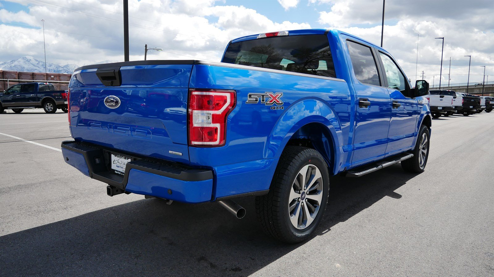 2019 F-150 SuperCrew Cab 4x4, Pickup #70680 - photo 2