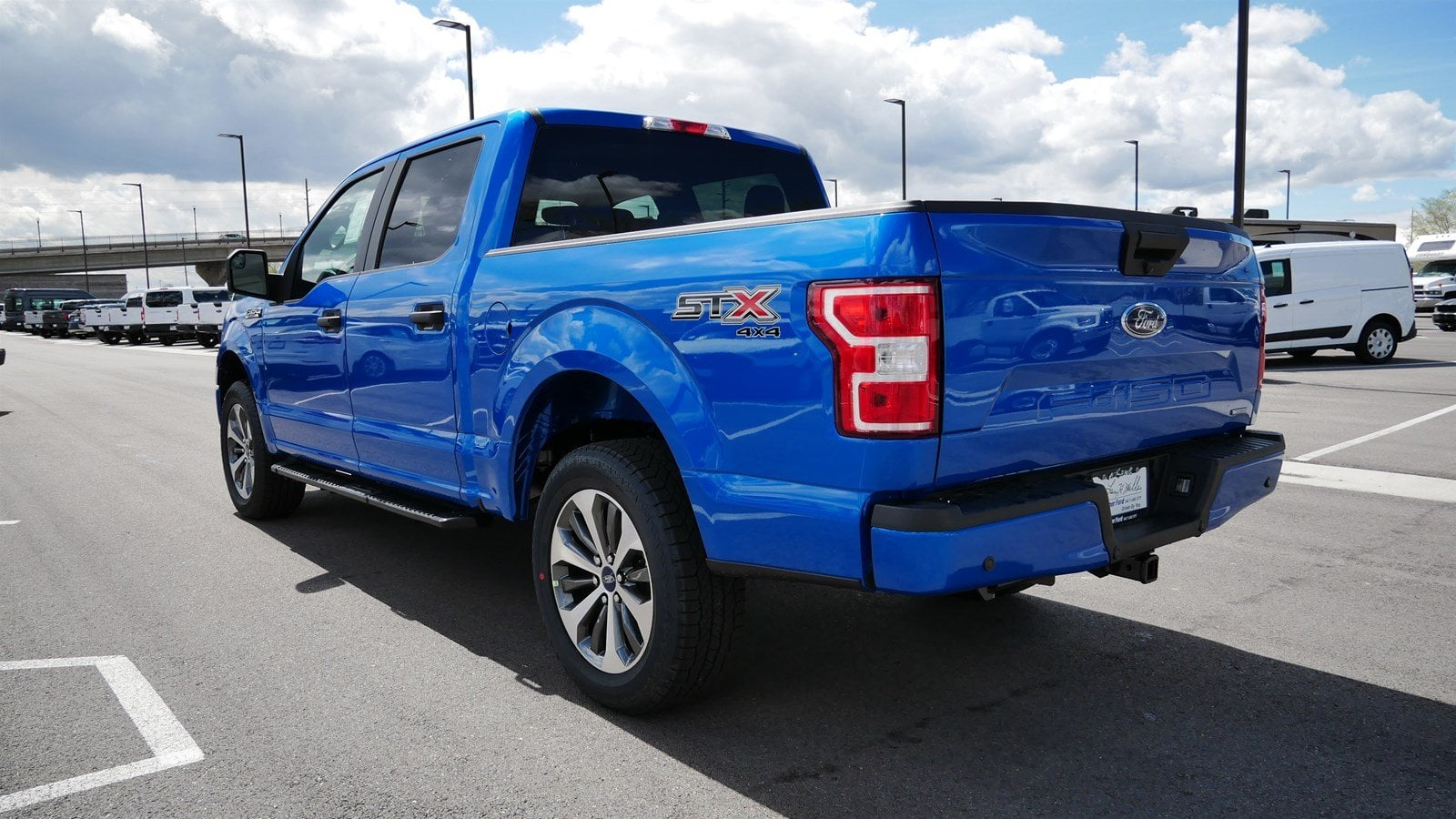 2019 F-150 SuperCrew Cab 4x4, Pickup #70680 - photo 5