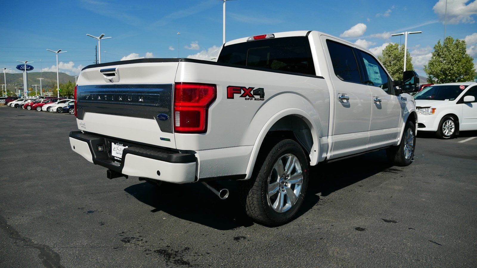 2019 F-150 SuperCrew Cab 4x4,  Pickup #70739 - photo 1