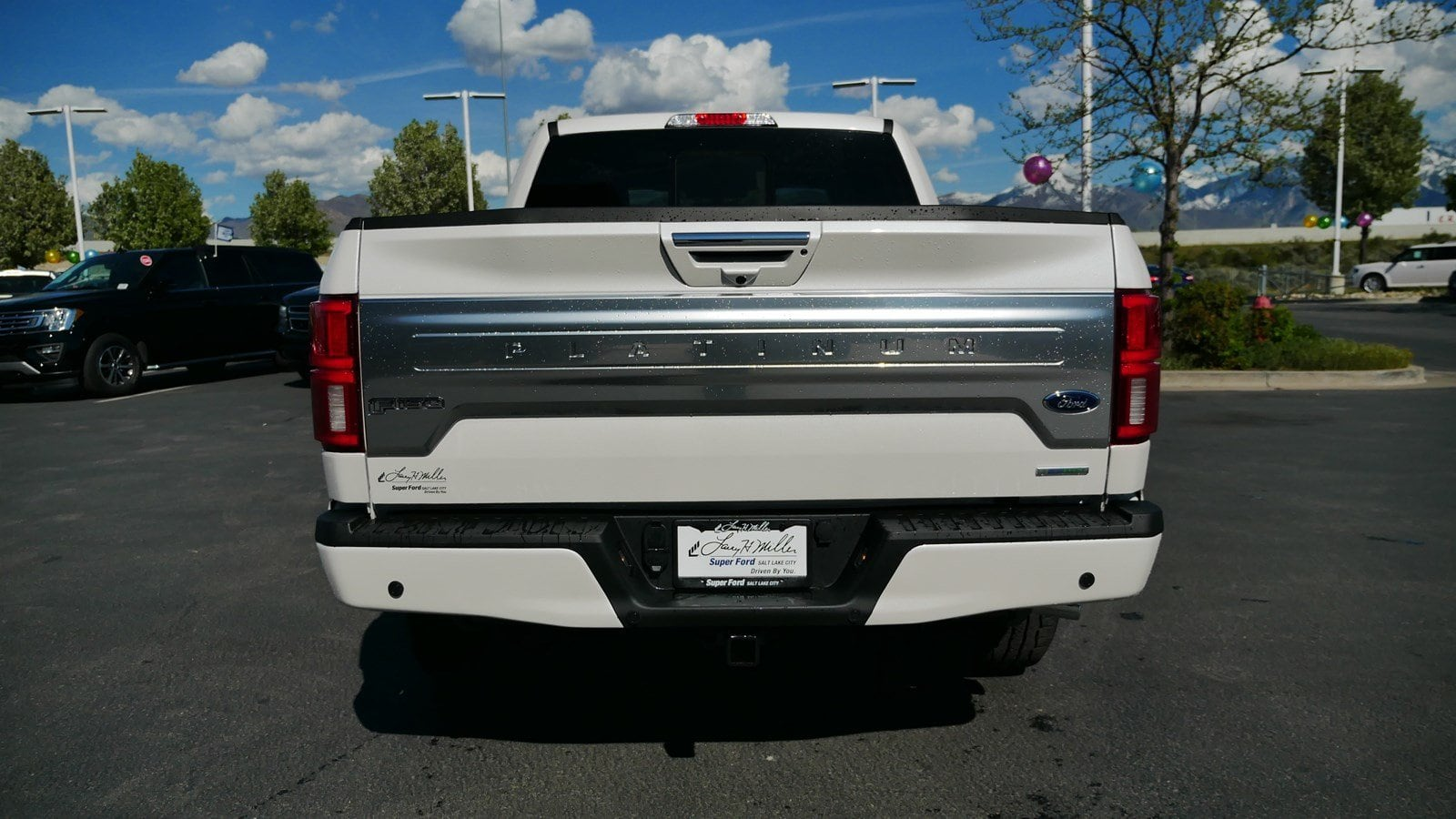 2019 F-150 SuperCrew Cab 4x4,  Pickup #70739 - photo 5
