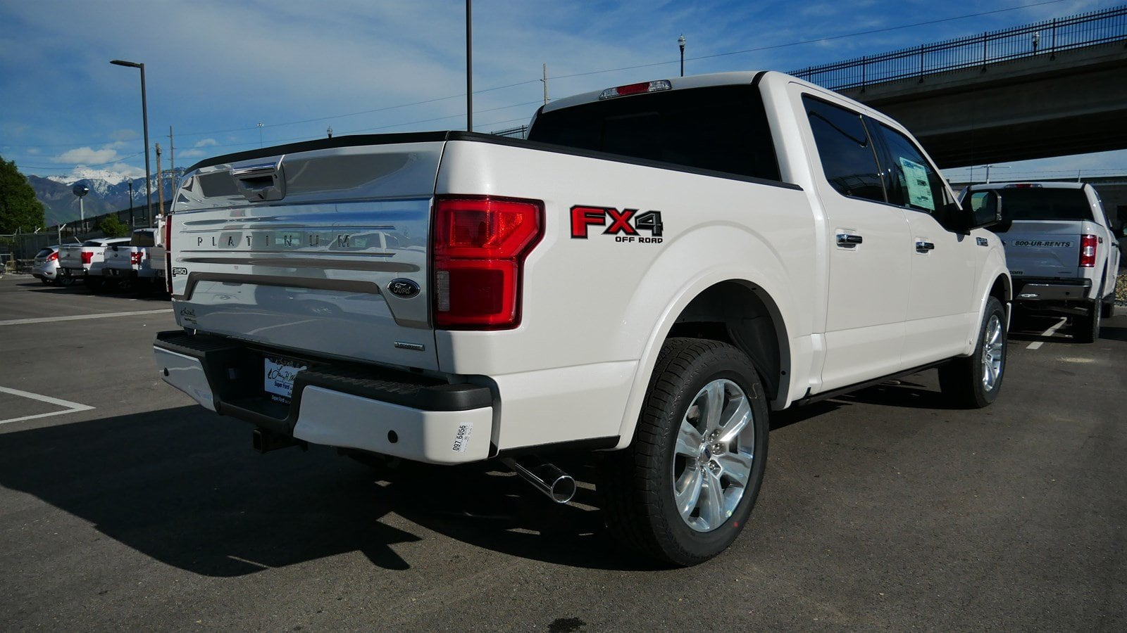 2019 F-150 SuperCrew Cab 4x4,  Pickup #70740 - photo 1