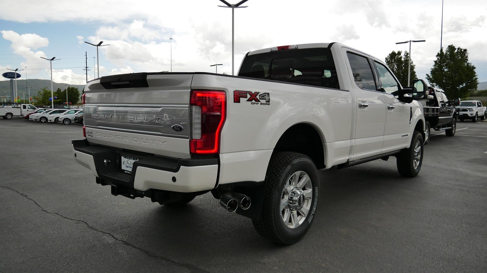 2019 F-350 Crew Cab 4x4,  Pickup #70755 - photo 1