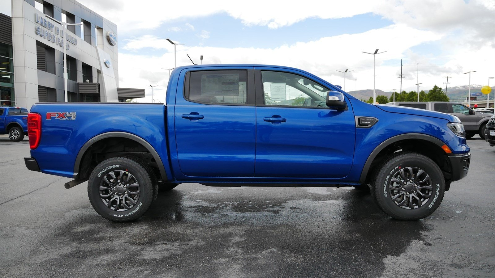 2019 Ranger SuperCrew Cab 4x4,  Pickup #70785 - photo 3
