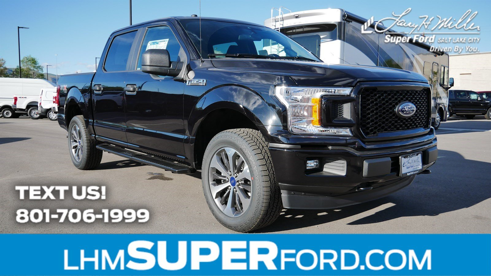 2019 F-150 SuperCrew Cab 4x4,  Pickup #70787 - photo 1