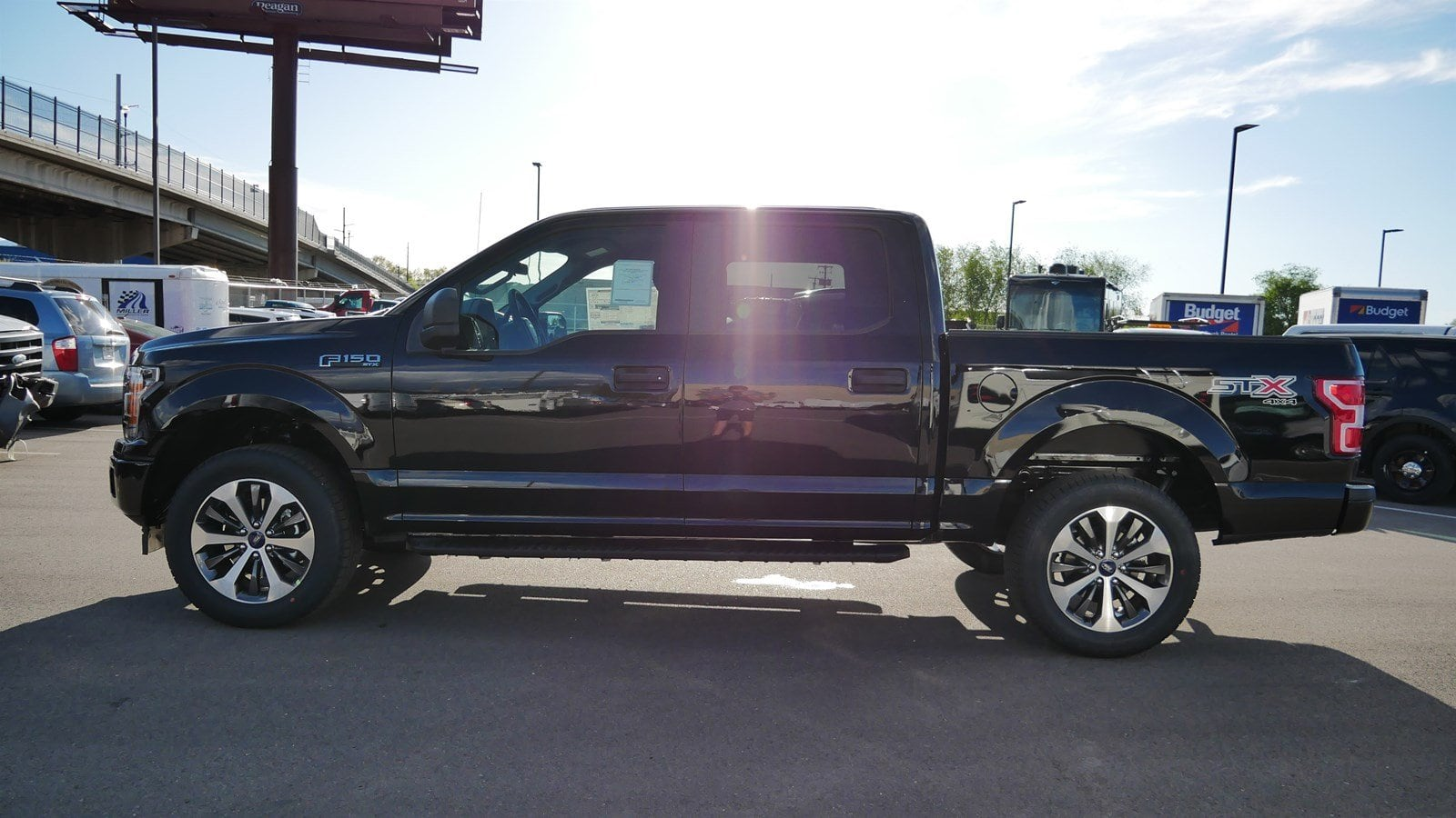 2019 F-150 SuperCrew Cab 4x4,  Pickup #70787 - photo 7