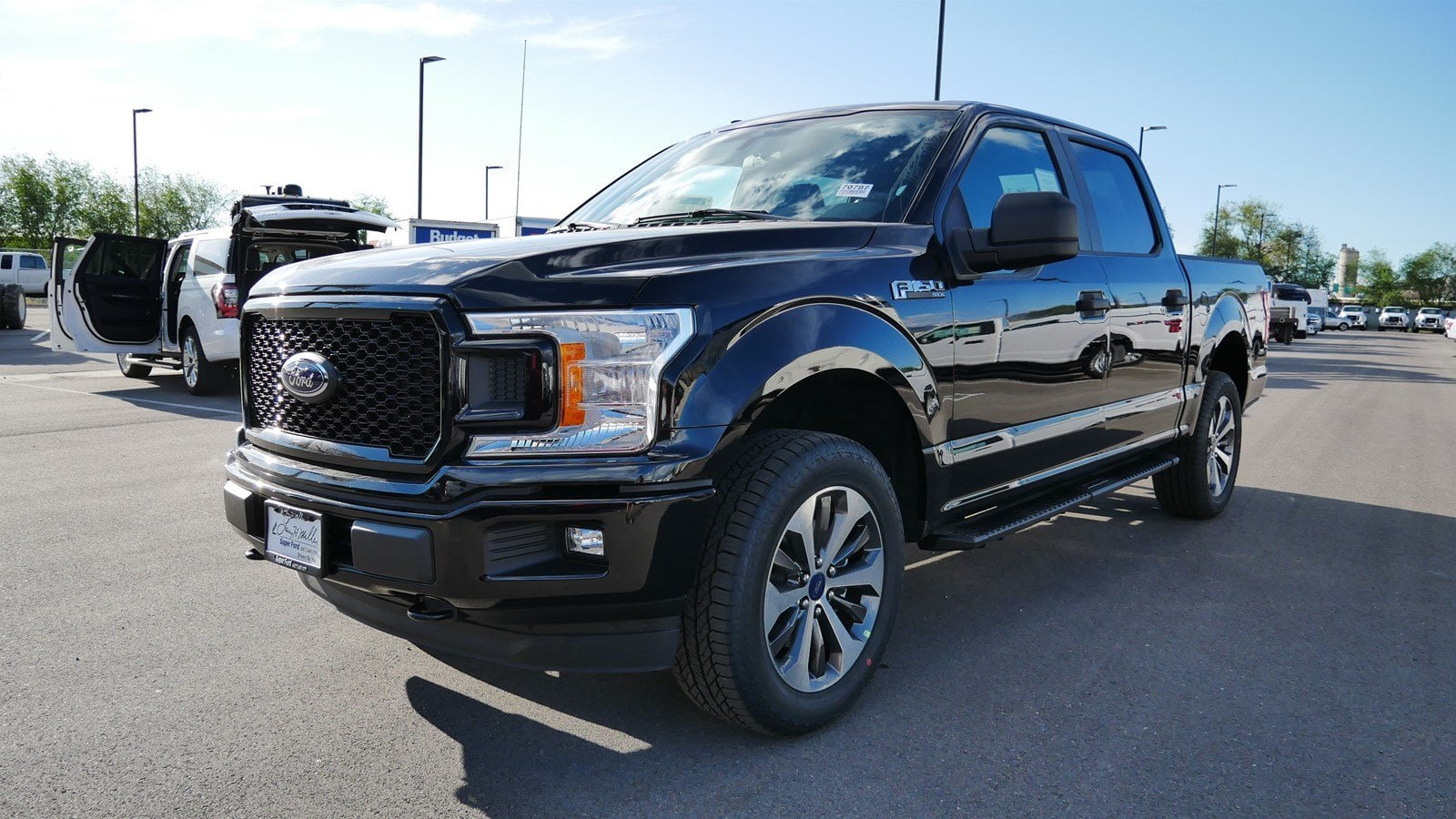 2019 F-150 SuperCrew Cab 4x4,  Pickup #70787 - photo 8