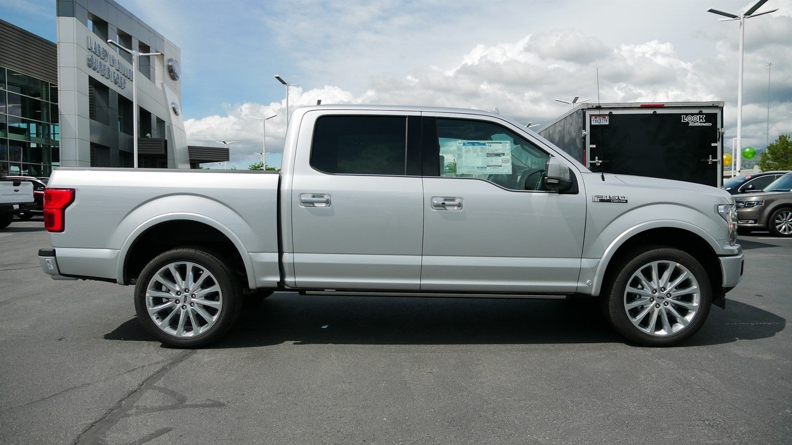 2019 F-150 SuperCrew Cab 4x4,  Pickup #70788 - photo 3
