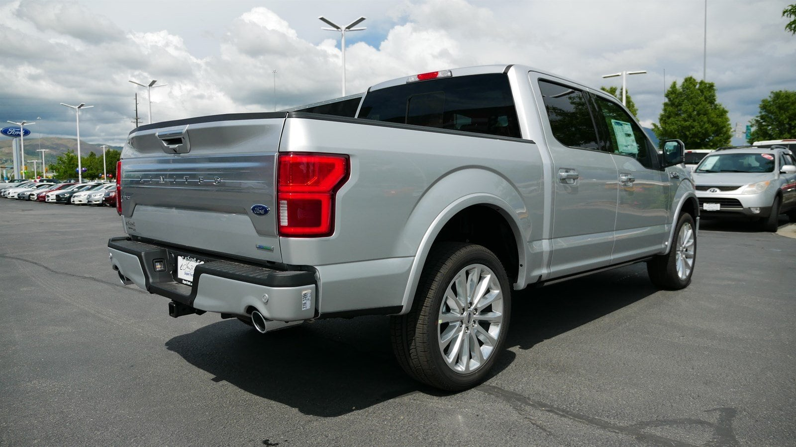 2019 F-150 SuperCrew Cab 4x4,  Pickup #70788 - photo 2