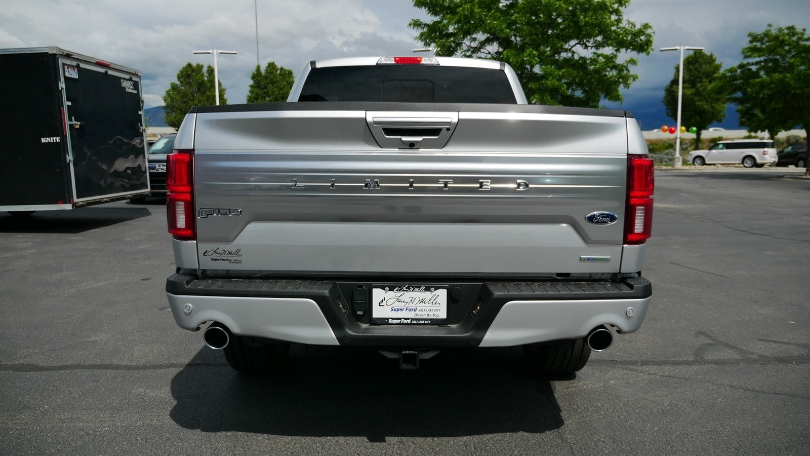 2019 F-150 SuperCrew Cab 4x4,  Pickup #70788 - photo 5