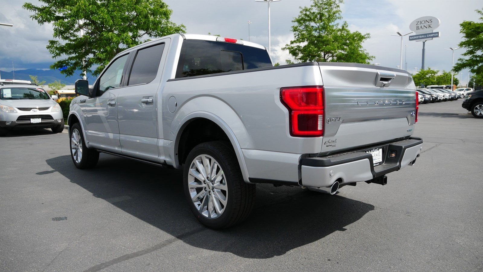 2019 F-150 SuperCrew Cab 4x4,  Pickup #70788 - photo 6