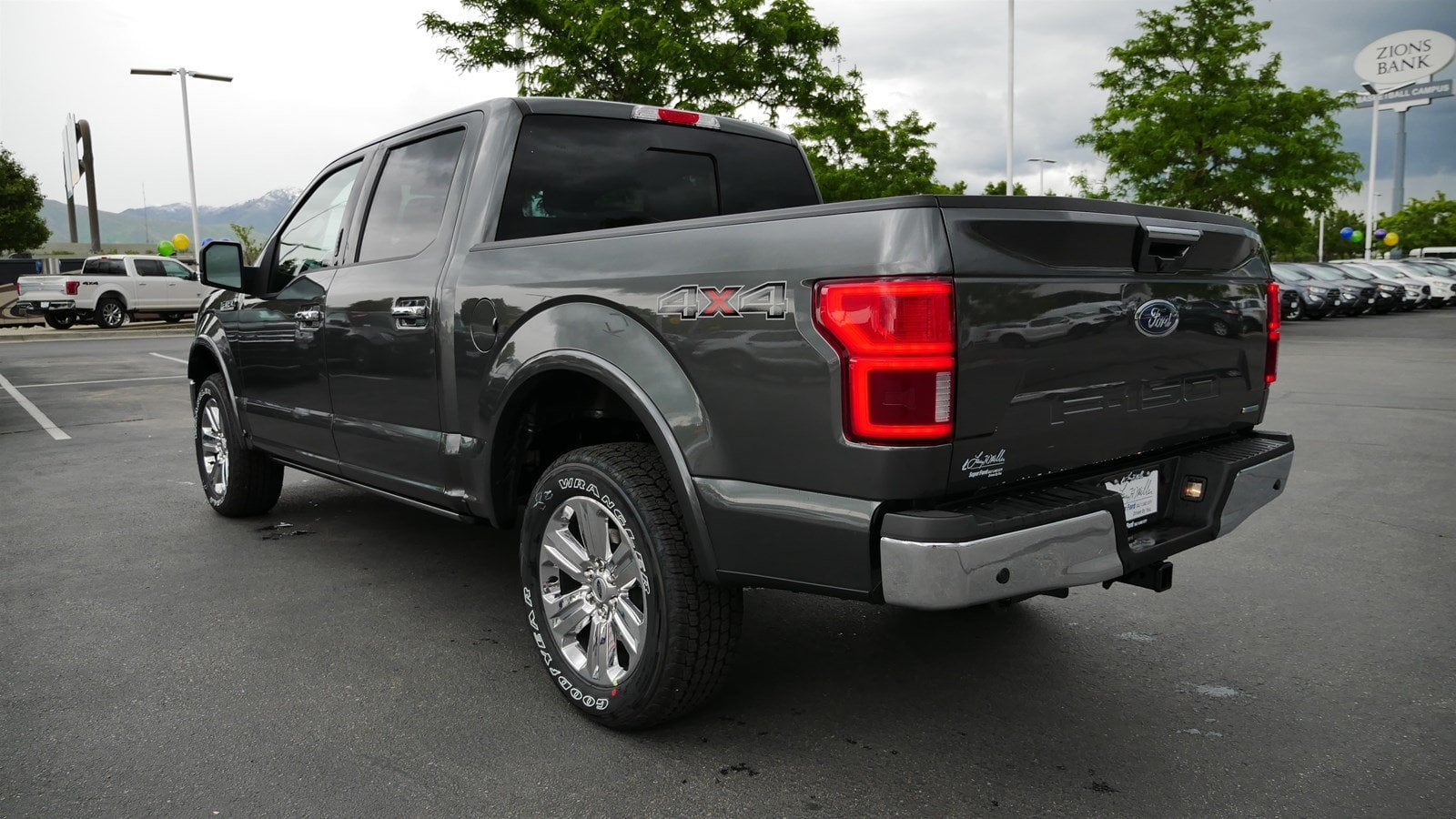 2019 F-150 SuperCrew Cab 4x4,  Pickup #70830 - photo 7