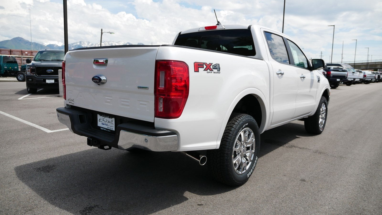 2019 Ranger SuperCrew Cab 4x4,  Pickup #70833 - photo 1