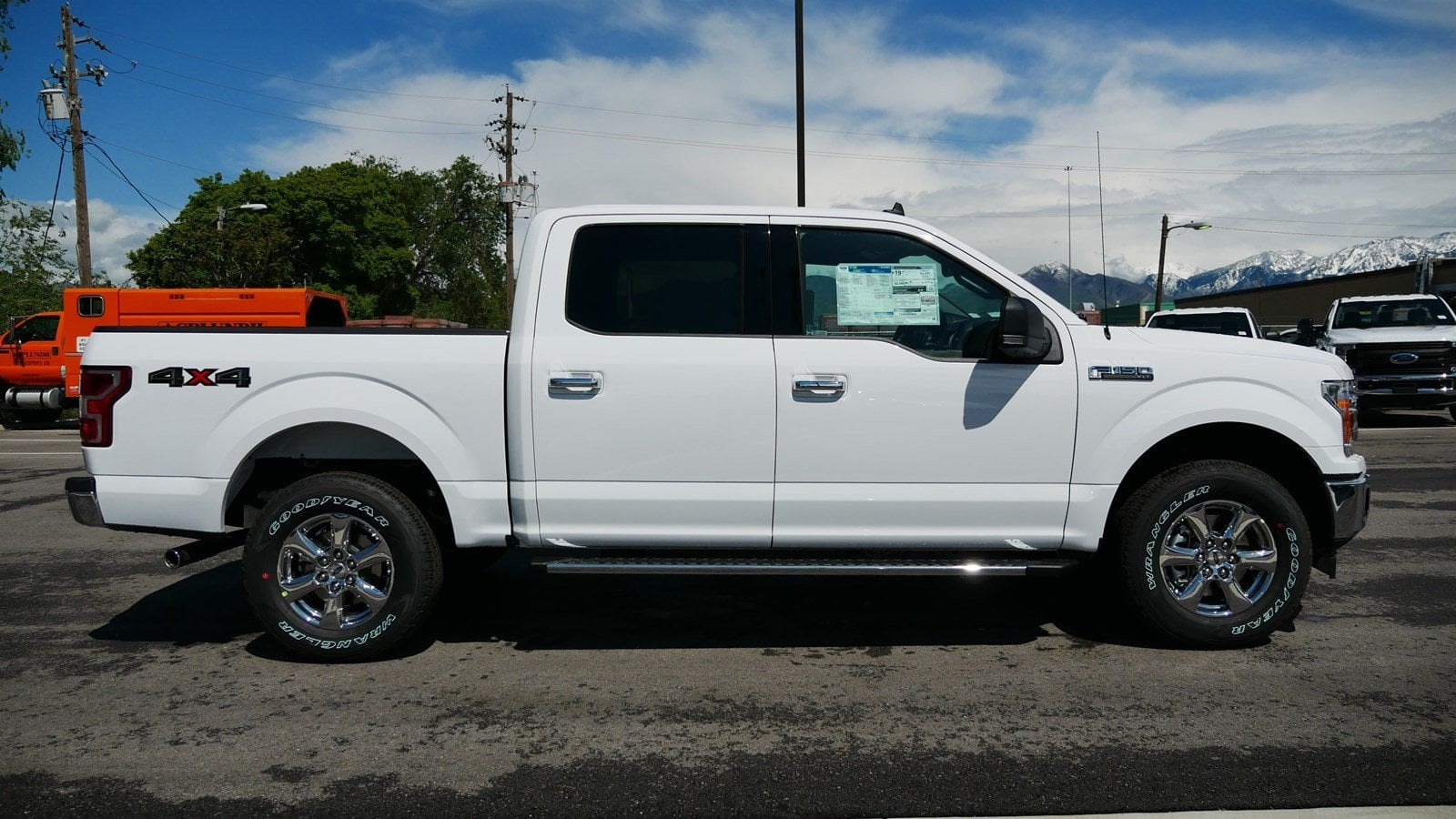 2019 F-150 SuperCrew Cab 4x4,  Pickup #70840 - photo 3