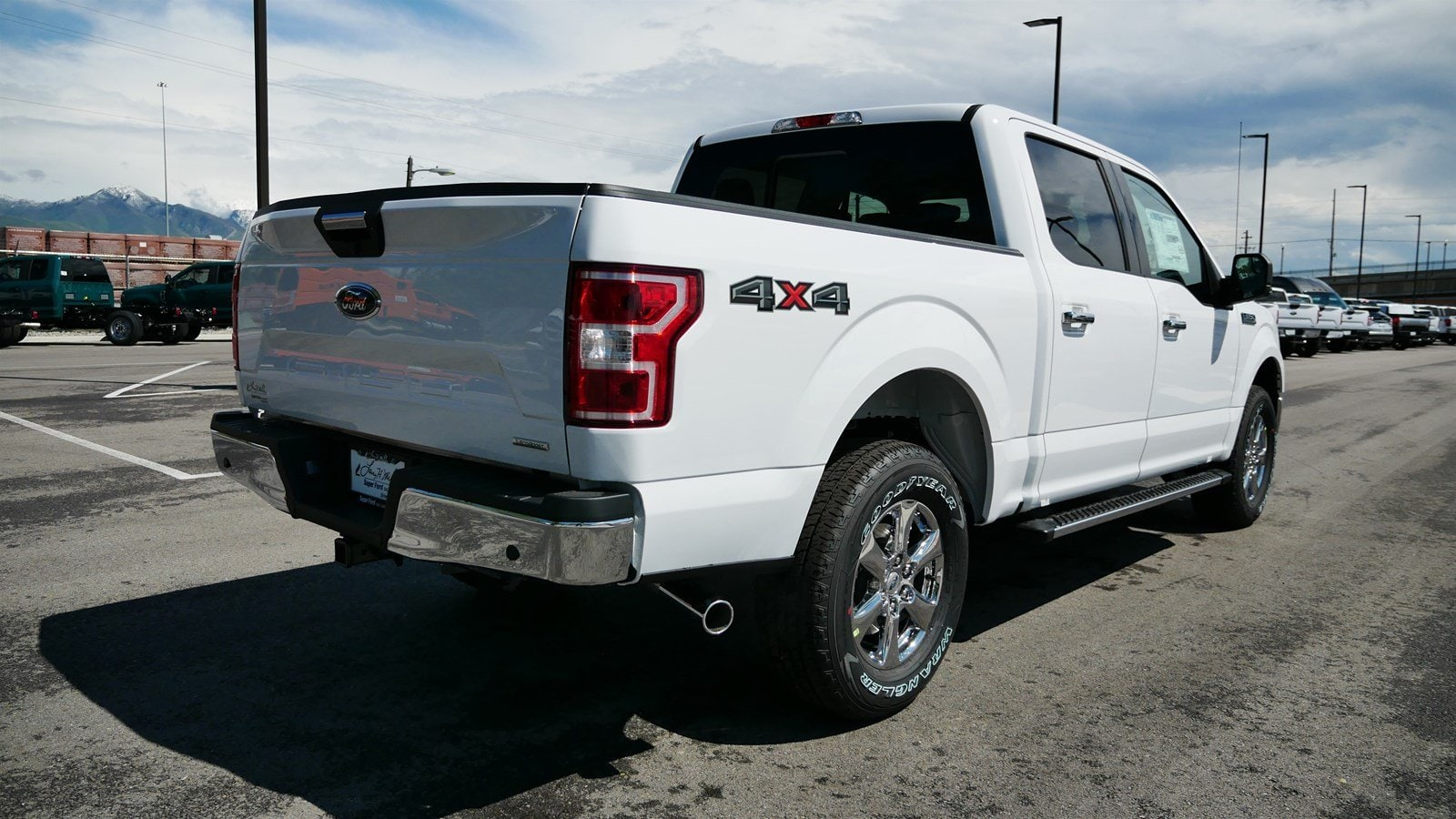 2019 F-150 SuperCrew Cab 4x4,  Pickup #70840 - photo 2