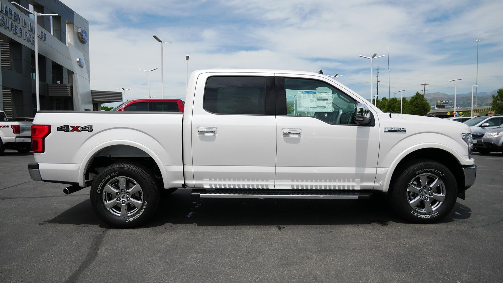 2019 F-150 SuperCrew Cab 4x4,  Pickup #70864 - photo 3