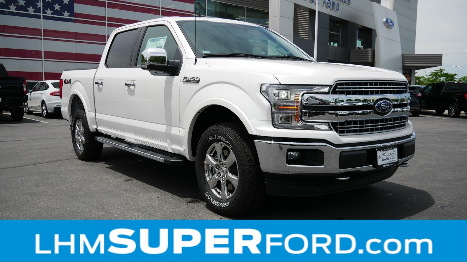 2019 F-150 SuperCrew Cab 4x4,  Pickup #70864 - photo 1