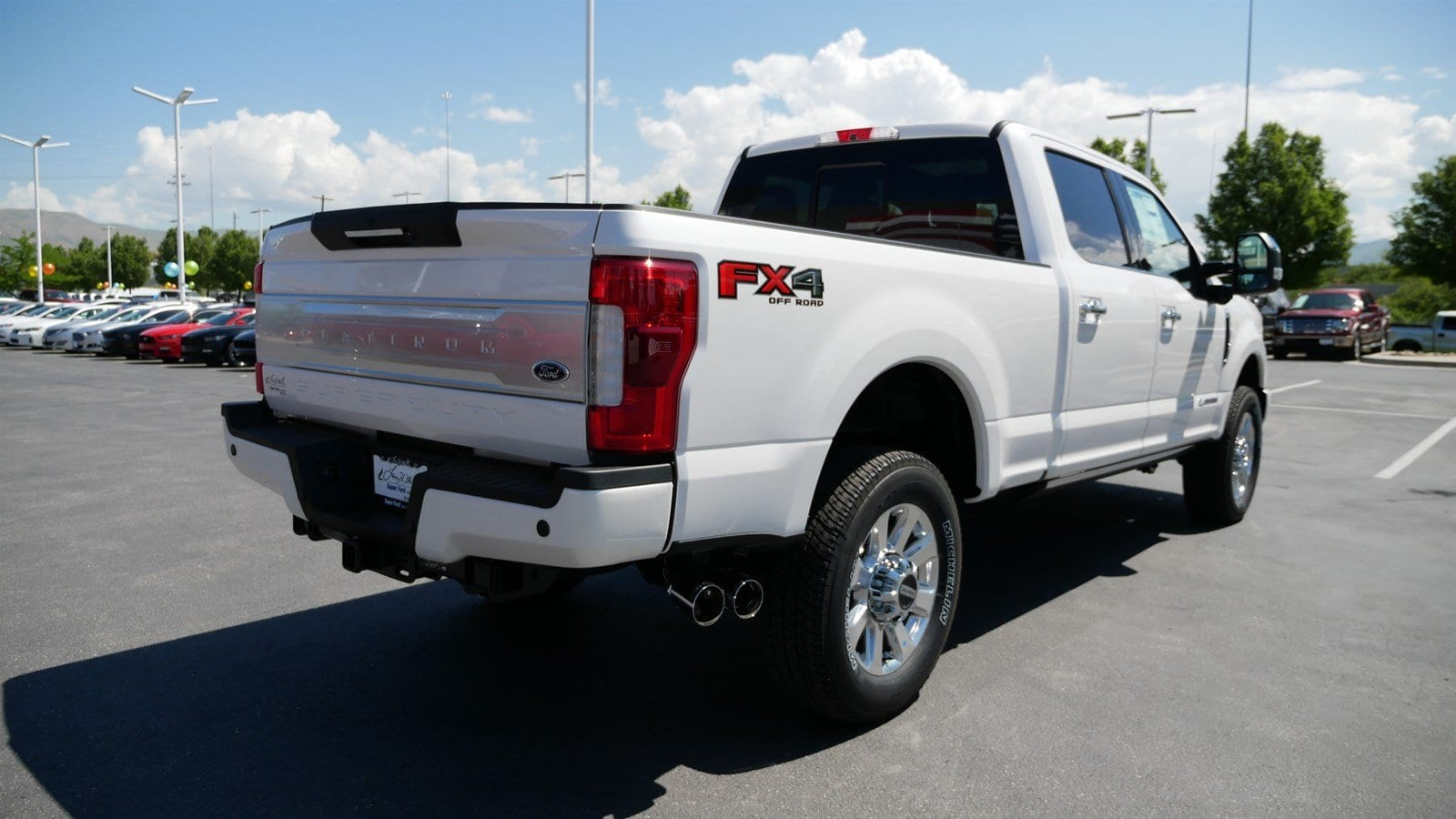 2019 F-350 Crew Cab 4x4,  Pickup #70869 - photo 1