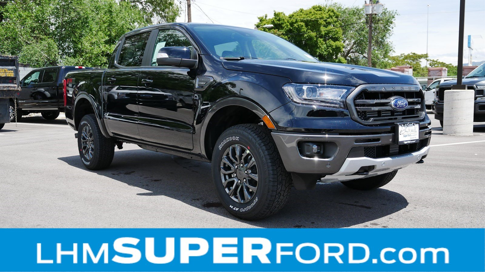 2019 Ranger SuperCrew Cab 4x4,  Pickup #70873 - photo 1
