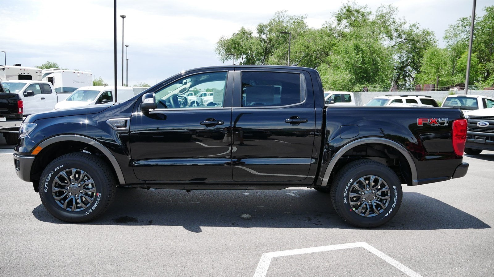 2019 Ranger SuperCrew Cab 4x4,  Pickup #70873 - photo 7