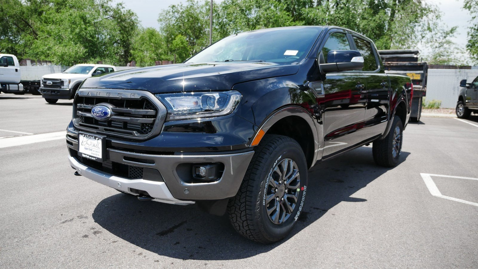 2019 Ranger SuperCrew Cab 4x4,  Pickup #70873 - photo 8