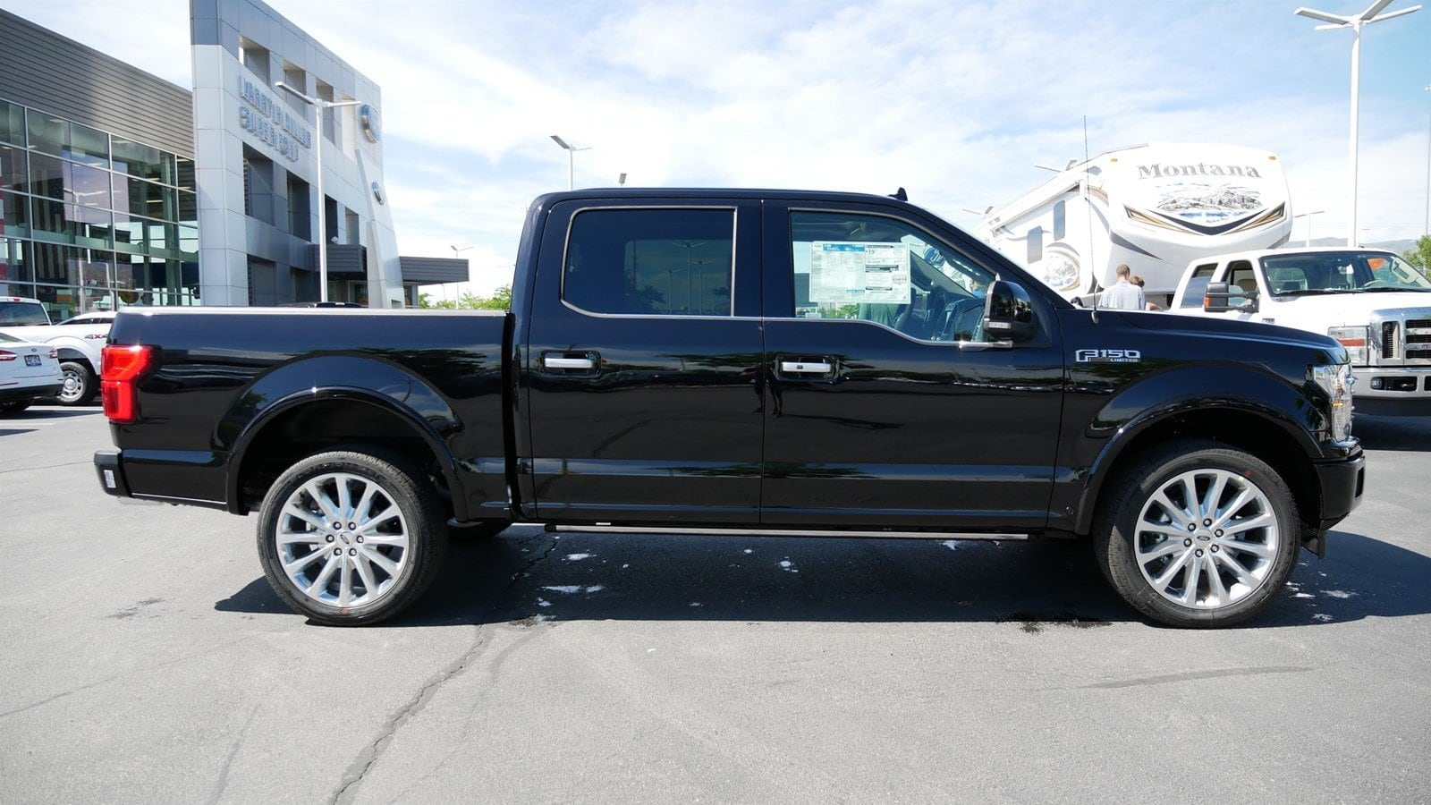 2019 F-150 SuperCrew Cab 4x4,  Pickup #70874 - photo 3