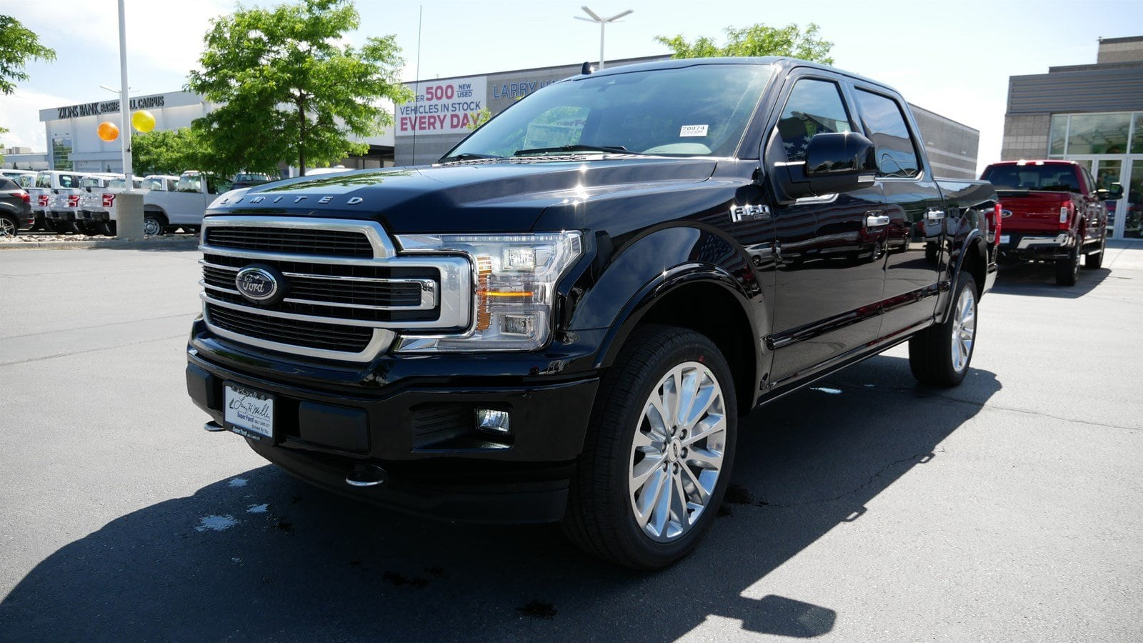 2019 F-150 SuperCrew Cab 4x4,  Pickup #70874 - photo 8