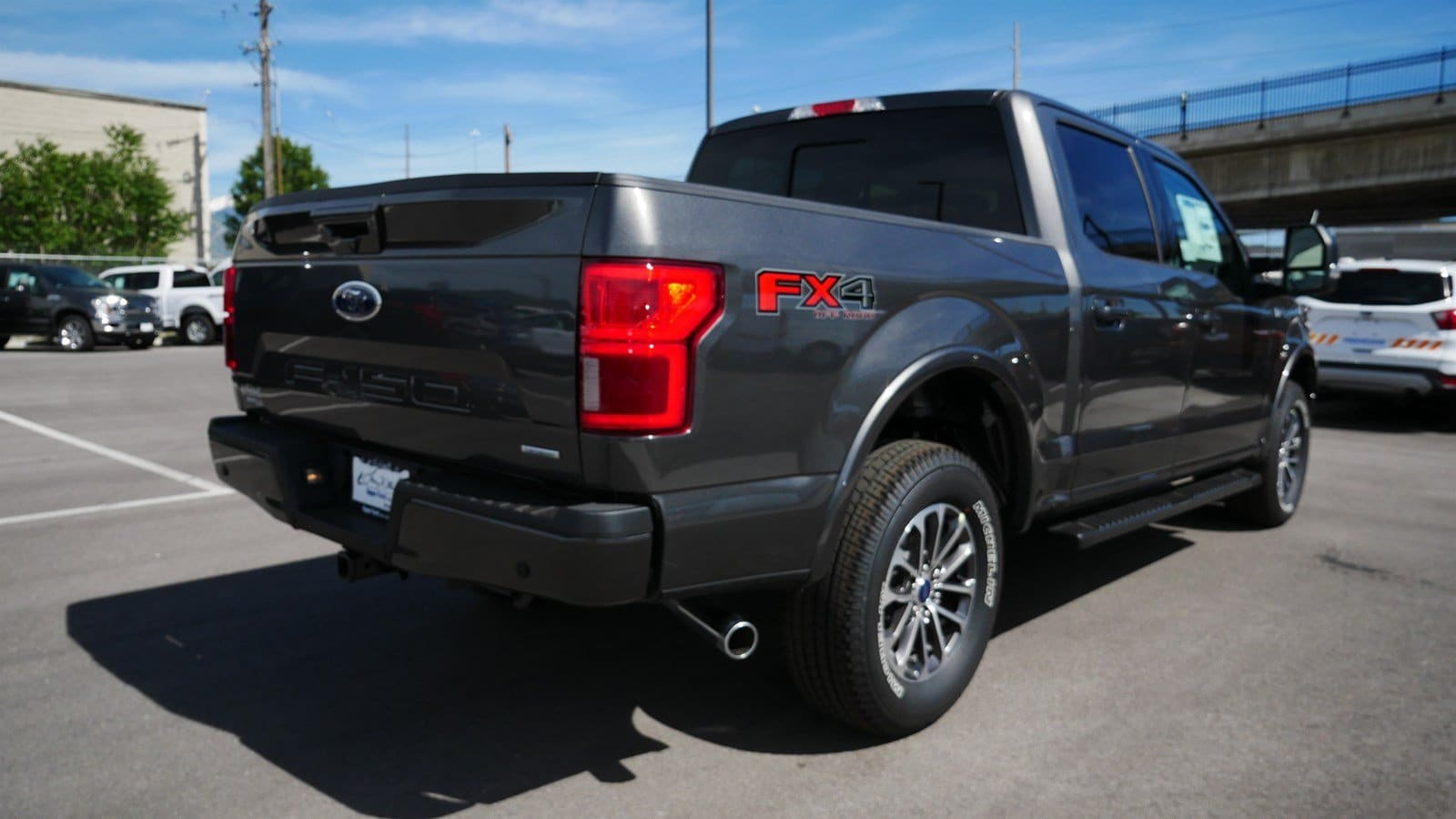 2019 F-150 SuperCrew Cab 4x4,  Pickup #70890 - photo 1