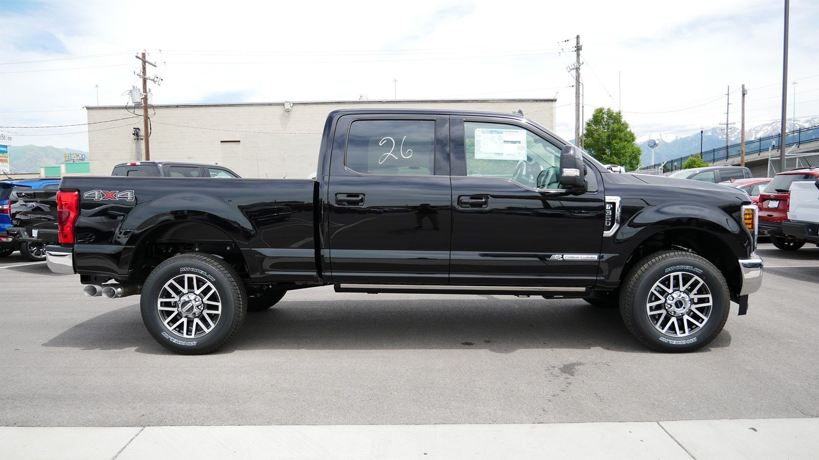 2019 F-350 Crew Cab 4x4,  Pickup #70895 - photo 3